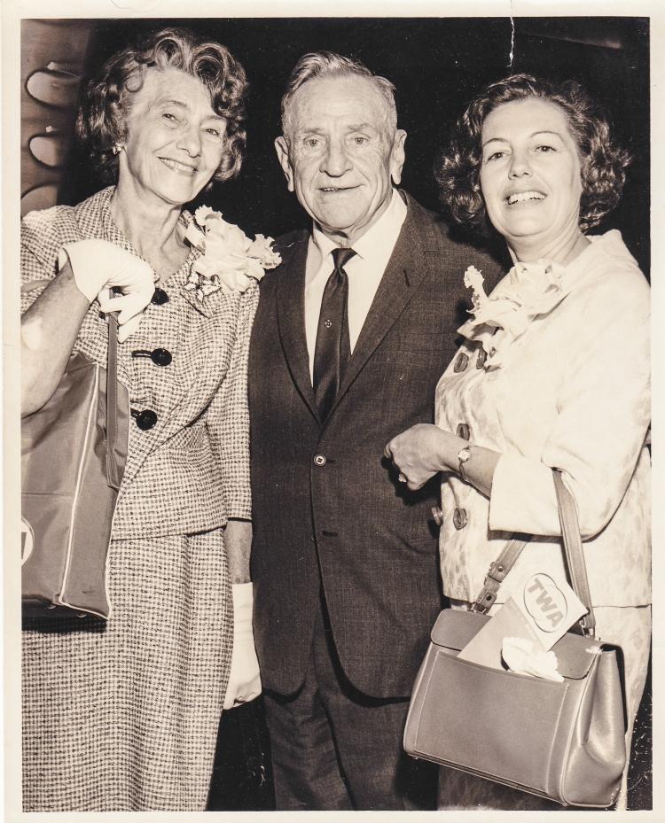 Casey and Edna Stengel